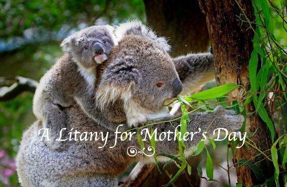 A litany for mother's day
