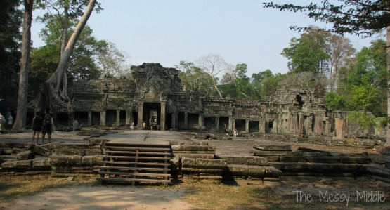 Had C.S. Lewis been to Angkor Wat?