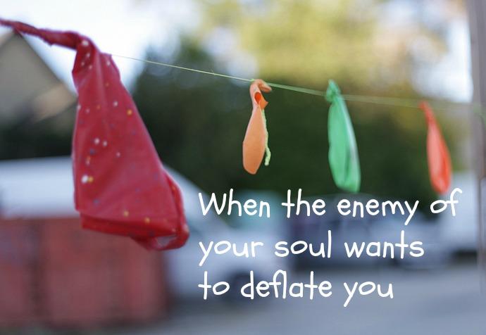 Deflated souls