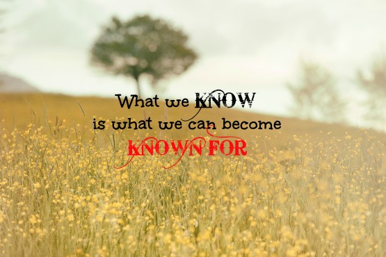what we are known for