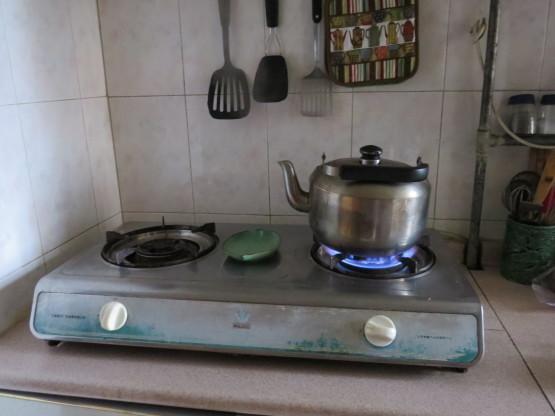 Chinese burner