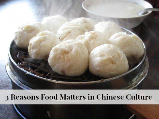3 reasons food matters
