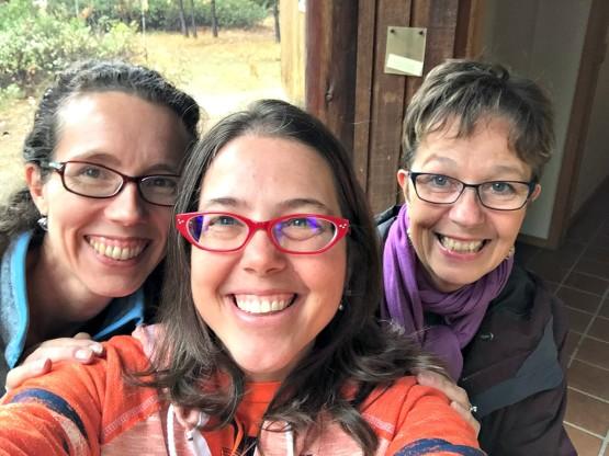 Kimberlee, Amy, Jody