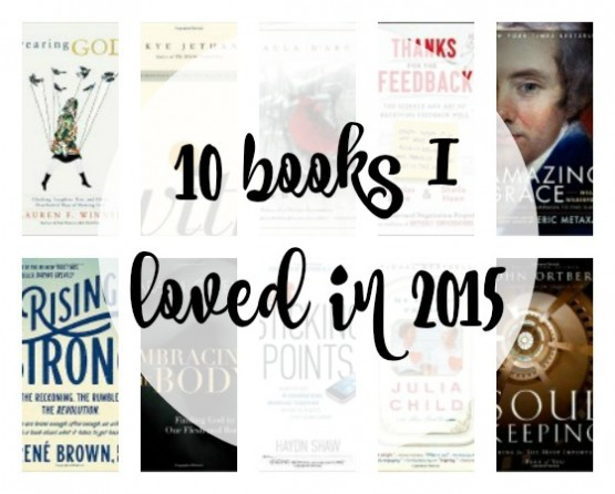 10 books I loved 2015
