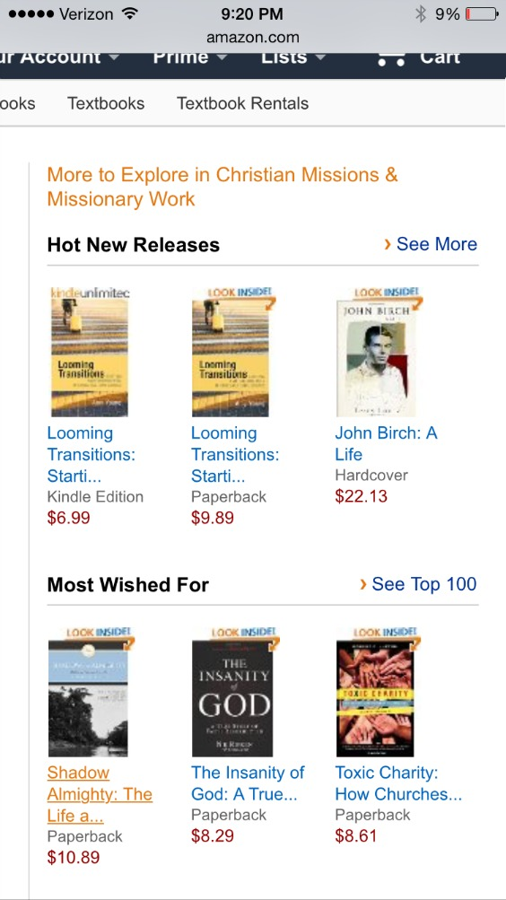 Hot new releases 564