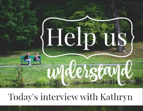 Help Us Understand 560 Kathryn