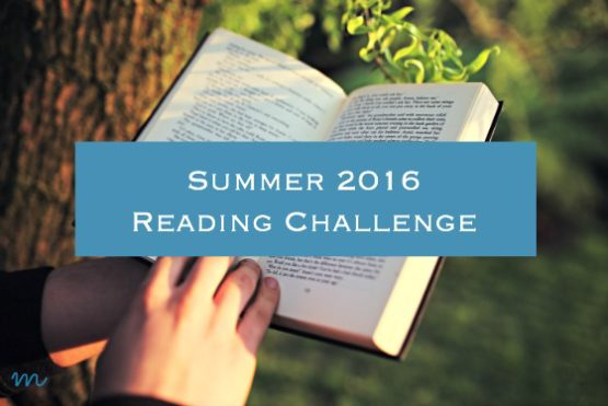 Summer Reading Challenge Post