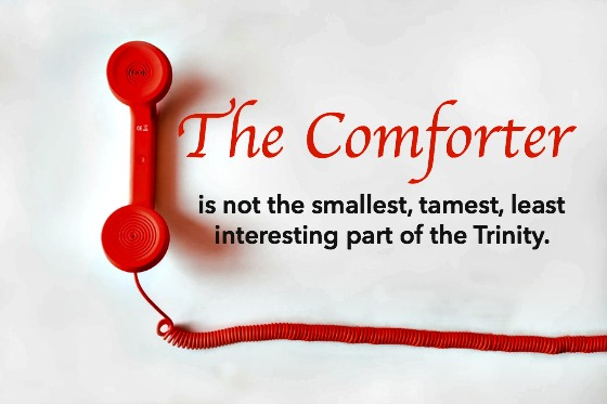 The comforter 560