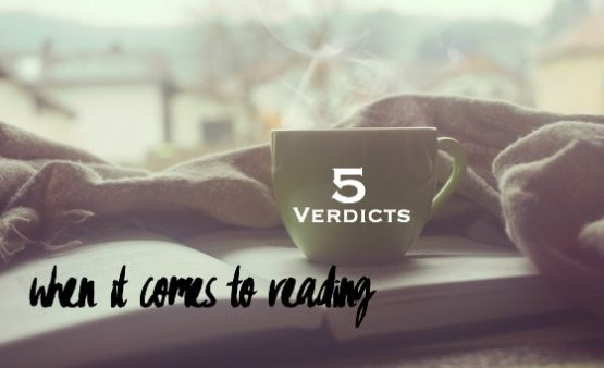 five verdicts