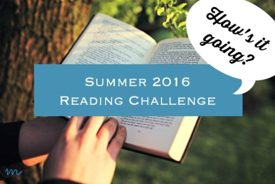 Summer Reading Challenge How's it going