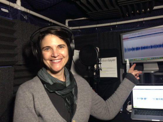 Laura recording LT