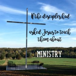 14 Ministry Lessons From Holy Week