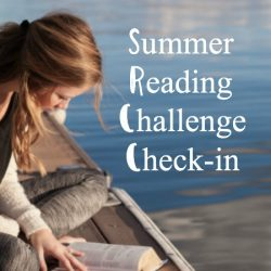 Summer Reading Challenge Check-In
