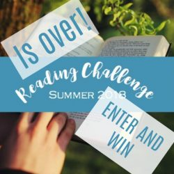 Summer Reading Challenge 2018 is Over {Enter and win}