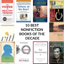 10 Best Nonfiction Books of the Last Decade