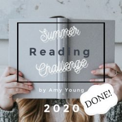 Summer Reading Challenge 2020 is Finished!