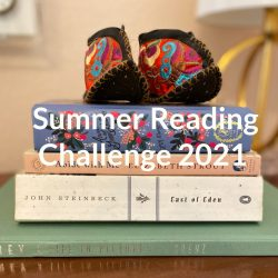 Summer Reading Challenge 2021 is here!