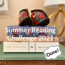 Summer Reading Challenge 2021 is Finished!